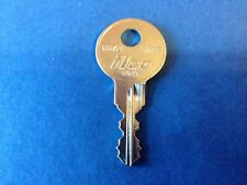 2 RDS Toolbox Lock Keys Codes CH501 thru CH520 or CH545  Key Locks