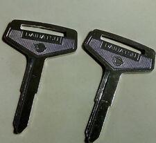 Daihatsu Keyblanks, Key Blank- Non Remote TAFT RUGGER WILDSCAT DELTA 1 pair