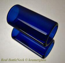 """Real BottleNeck Resonator Guitar Slide Hand Polished Custom 2"""" 18mm Id"""