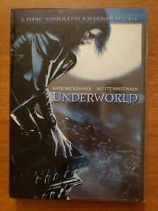 Underworld (DVD, 2004, 2-Disc Set, Extended Unrated Edition) Kate Beckinsale