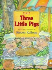 The Three Little Pigs-ExLibrary