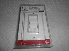 NEW COMMERCIAL ELECTRIC ILLUMINATED SLIDE DIMMER 120V 600W #164-883 / SEALED