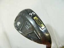 New Cleveland RTX 2.0 Black CB 56* 1 Dot Sand Wedge SW Cavity Back Steel Wedge
