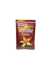 Dr.Oetker Bourbon Vanille Zucker -Bourbon Vanilla Sugar for baking-3 pack -