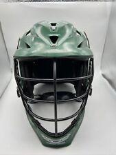 Cascade Green Lacrosse Helmet Model R One Size Adjustable