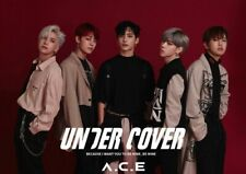 A.C.E [UNDER COVER] 2nd Mini Album CD+Foto Buch+Karte+Sticker K-POP SEALED