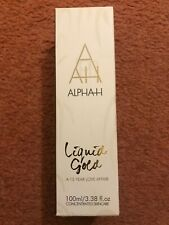 ALPHA H LIQUID GOLD WITH GLYCOLIC  100ml Brand new in box sealed