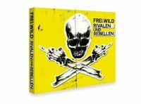 Frei.Wild  - Rivalen und Rebellen Doppel-CD NEU & OVP VÖ 16.03.2018