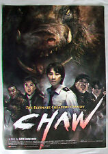 CHAW Sell Sheet CHAWZ Shin Jung-won Eum Tae-woong 2008 Korean Comedy GIANT PIG