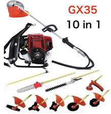 Multifunctional Gx35 Backpack 10 in 1 Multi garden Brush Cutter whipper snipper