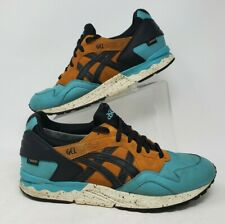 Mens Asics GEL-Lyte V Gore -Tex Kingfisher Size 10.5 HL6E2