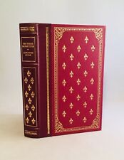 The Three Musketeers-Alexandre Dumas-VERY RARE Franklin Library Limited Edition!