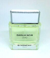 Givenchy Dahlia Noir L'eau 3 oz/90 ml Eau De Toilette Spray for Women AUTHENTIC