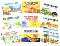 Prophets in the Quran - Quran Stories for Little Hearts - 9 Books (Paperback)
