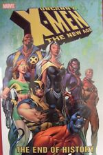 UNCANNY X-MEN NEW AGE END OF HISTORY MARVEL TPB COMIC 1ST PRINT 444-449 2004 NM