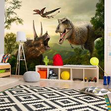 DINOSAURIER Vlies Fototapete Tapete Wandbilder xxl Jugendzimmer e-C-0075-a-a