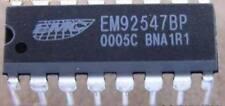 EMC EM92547BP DIP-16 CALLER ID FSK DECODER