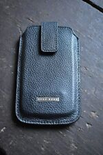 Schutzhülle HUGO BOSS iphone 3G/3Gs 4/4S LG Viewty HTC Diamond Galaxy Ace LEDER