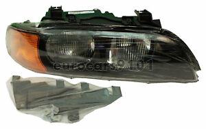 New! BMW 540i TYC Right Headlight 20-6549-90 63128385092