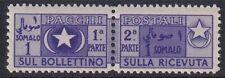 1950 COLONIES SOMALIA AFIS packs n.7 NEW MNH ** RR