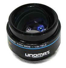 UTL8010 Vorsatzobjektiv Doppelt Converter Tele 1,5x Wide Weitwinkel 0,55x NEU
