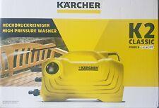 Kärcher K2 Classic Hochdruckreiniger /1400 W 110 Bar 360 l/h Hochdruck Reiniger