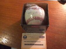 Pablo Sandoval Autographed Baseball Steiner Coa