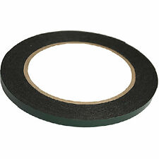 Black Super Strong Sticky Double Sided Waterproof Adhesive Foam Body Car Tape