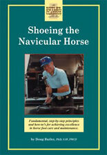 Shoeing the Navicular Horse (DVD)