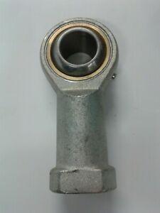 2x Gelenkaugen, Gelenkkopf 30mm - mit innengewinde 25x60mm