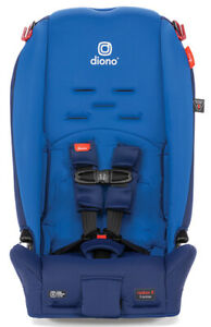 Diono Radian 3 R All-in-One Convertible+Booster Child Safety Car Seat Blue Sky