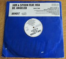 "Disco VINILE MAXI-SINGLE Jam & Spoon feat. Rea ""Be. Angeled"""