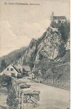 AK aus St.Peter, Freienstein, Steiermark, (2)    (C1)