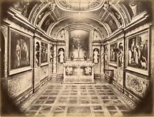 France, Couvent de la Grande Chartreuse, Chapelle Saint-Louis (Epoque Louis XIII