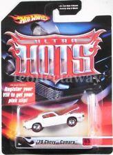 1970 Chevy Camaro Real Riders Hot Wheels 2007 Ultra Hots