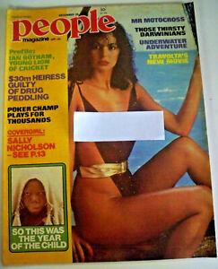 People With Pix Magazine, December 20 1979 - #M114