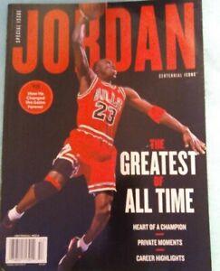 MICHAEL JORDON Magazine NEW LIMITED EDITION COLLECTORS EDITION. great price !