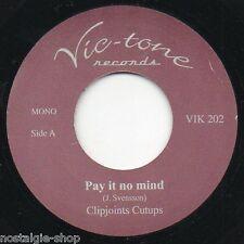 Clipjoints Cutups Single 45 RPM Rockabilly Hillbilly Sänger von Wild Fire Willy