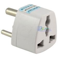 Hot 3 Pin Travel Power Plug Adapter UK HK To Big South Africa Converter Adaptor