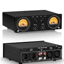 Micline Vu Meter Sound Level Indicator Audio Switcher Box Db Panel Analog