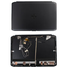For DELL Latitude E5530 LCD Lid Case Cover w LCD Hinges Hinges cover antenna set