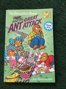 The Berenstain Bears and the Great Ant Attack BIG CHAPTER BOOKS