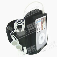SPORT GYM RUNNING ARMBAND PHONE CASE HOLDER FOR IPOD CLASSIC 80GB 120GB 160GB