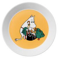 Moomin Plate Moominmamma Mamma Arabia Finland New Model 2014