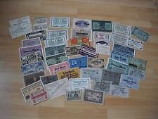 1 Lot Großgeldscheine 1918 bis 1920 = 50 verschiedene Scheine