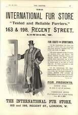 Nutria de piel de castor 1895 y prendas de vestir guapo Chappie forrado de piel de foca
