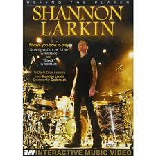 Behind The Player: Shannon Larkin DVD