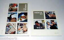 Genuine Nokia N73 Printed User Guide Manual English Version & PC Suite CD ROM