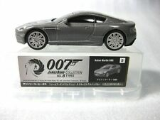 007 JAMES BOND Aston Martin DBS L Diecast Pull Back Car Suntory Boss Promo
