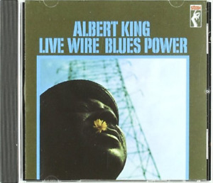 KING,ALBERT-LIVE WIRE/BLUES POWE CD NUOVO